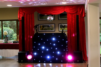 Corabar Entertainment DJ with Disco Service